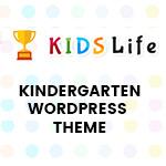KidsLife WordPress Theme