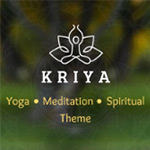 Kriya | Yoga WordPress Themes